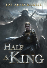 Half a King (preorder) cover