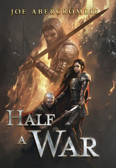 Half a War (preorder) cover