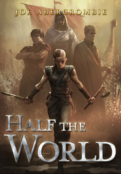 Half the World (preorder) cover