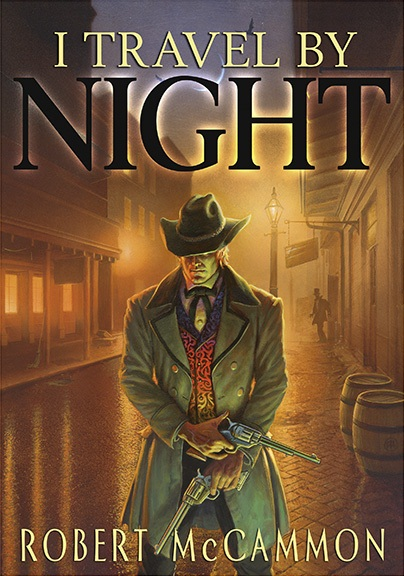 I Travel by Night cover