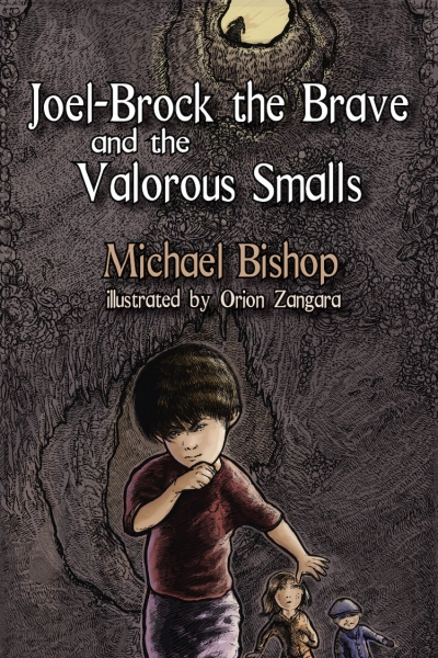 Joel-Brock the Brave and the Valorous Smalls cover