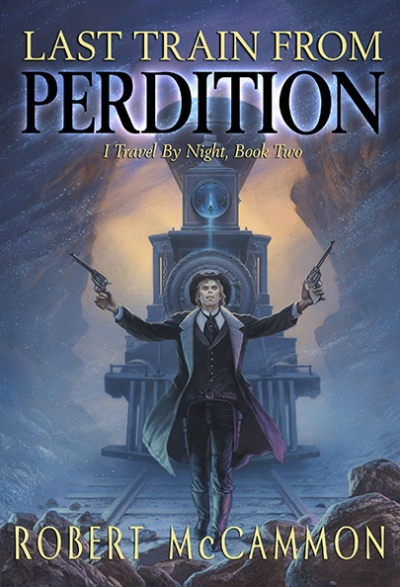Last Train from Perdition (eBook) cover