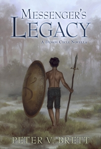 Messenger's Legacy (preorder) cover
