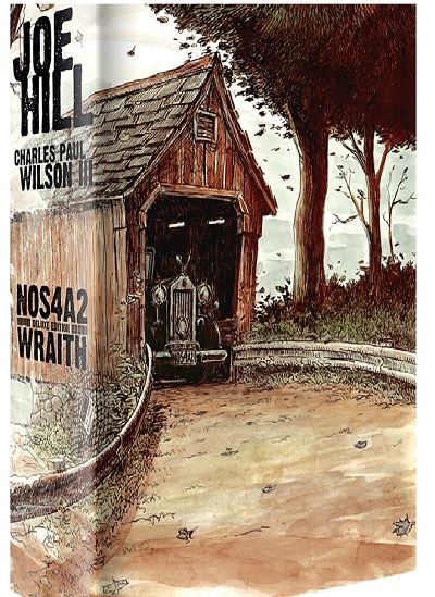NOS4A2/WRAITH by Joe Hill