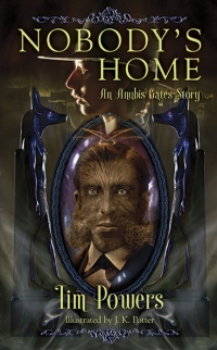 Nobody's Home: An Anubis Gates Story cover