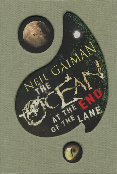 The Ocean at the End of the Lane cover