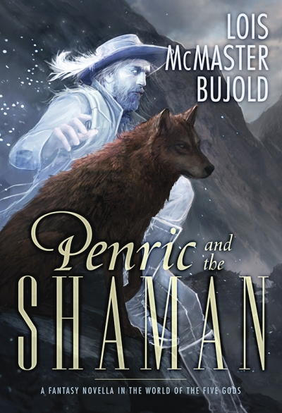 Penric and the Shaman (preorder) cover