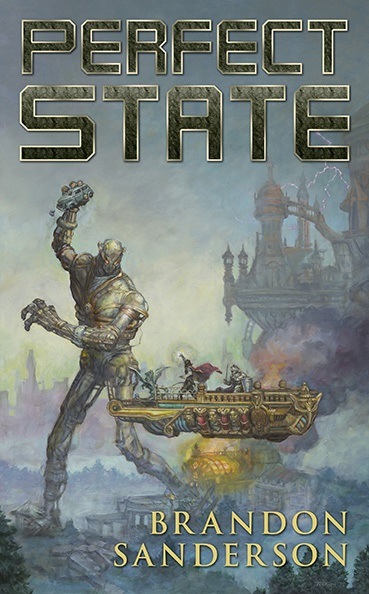 Perfect State/Shadows for Silence by Brandon Sanderson