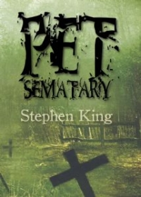 Pet Sematary (preorder) cover