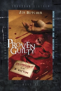 Proven Guilty (preorder) cover