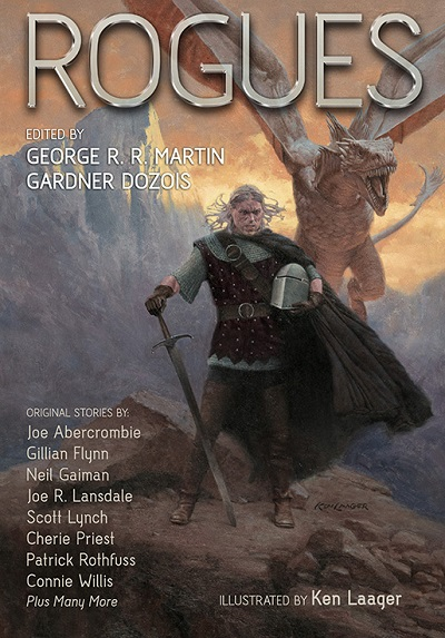 Rogues edited by George R R Martin and Gardner Dozois