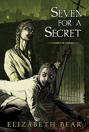 Seven for a Secret cover