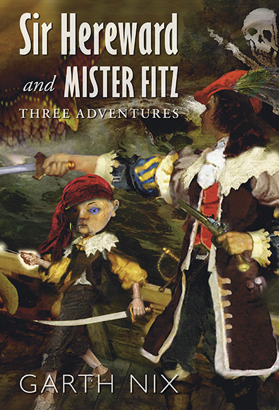 Sir Hereward and Mister Fitz cover