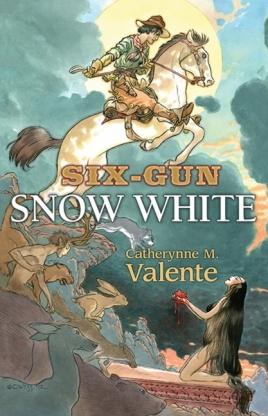 Six-Gun Snow White cover