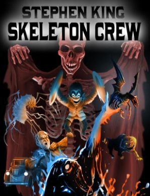 Skeleton Crew (preorder) cover