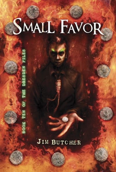Small Favor (preorder) cover