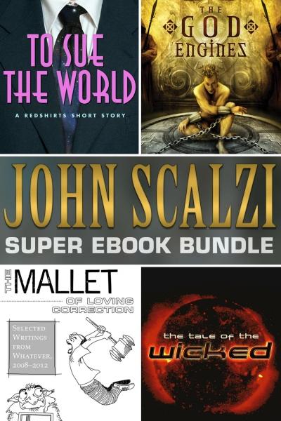 Subterranean Scalzi Super Bundle (ebook) cover