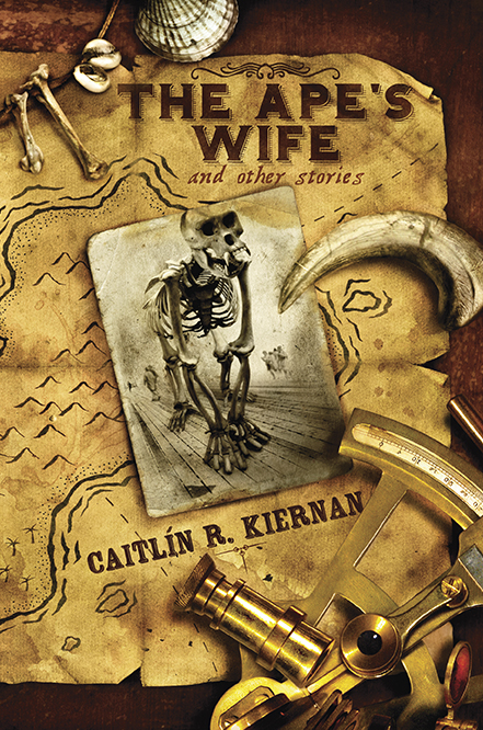 The Ape's Wife and Other Stories cover