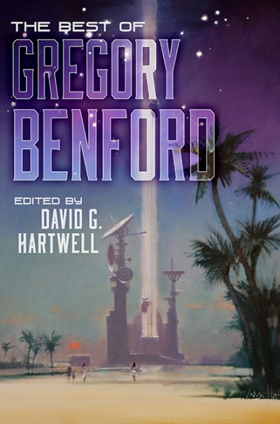 The Best of Gregory Benford cover