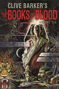 The Books of Blood (preorder) cover