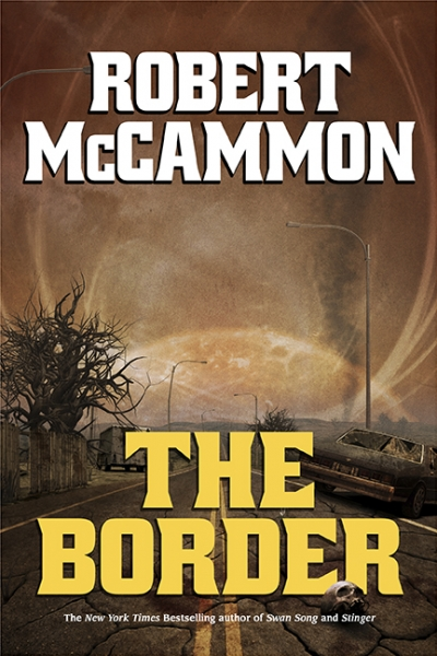 The Border (eBook) cover