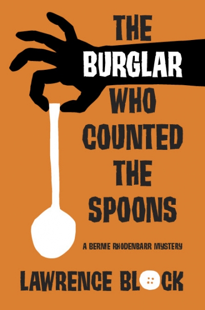 The Burglar Who Counted the Spoons cover