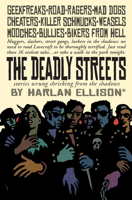 The Deadly Streets cover
