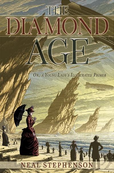 The Diamond Age cover