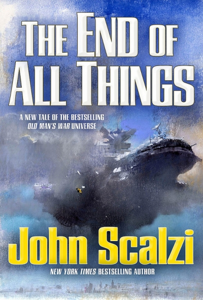 The End of All Things cover