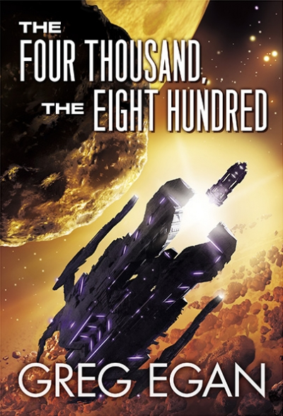 The Four Thousand, the Eight Hundred (preorder) cover