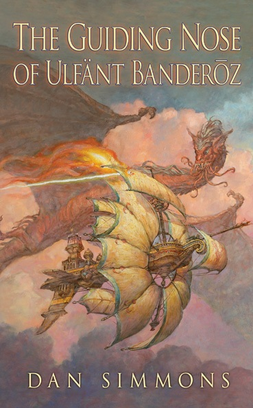 The Guiding Nose of Ulfant Banderoz (eBook) cover