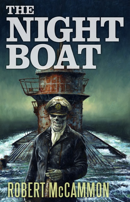 The Night Boat (ebook) cover