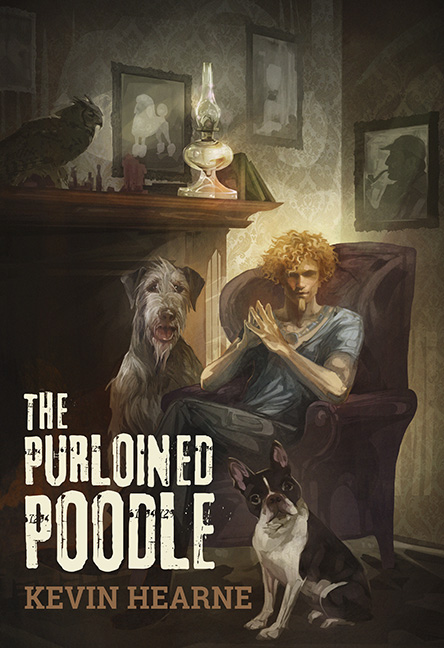 The Purloined Poode by Kevin Hearne