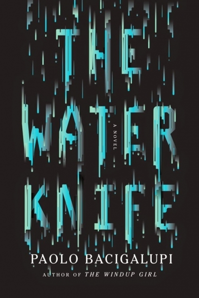 The Water Knife (preorder) cover