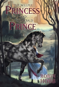 The Willful Princess and the Piebald Prince cover