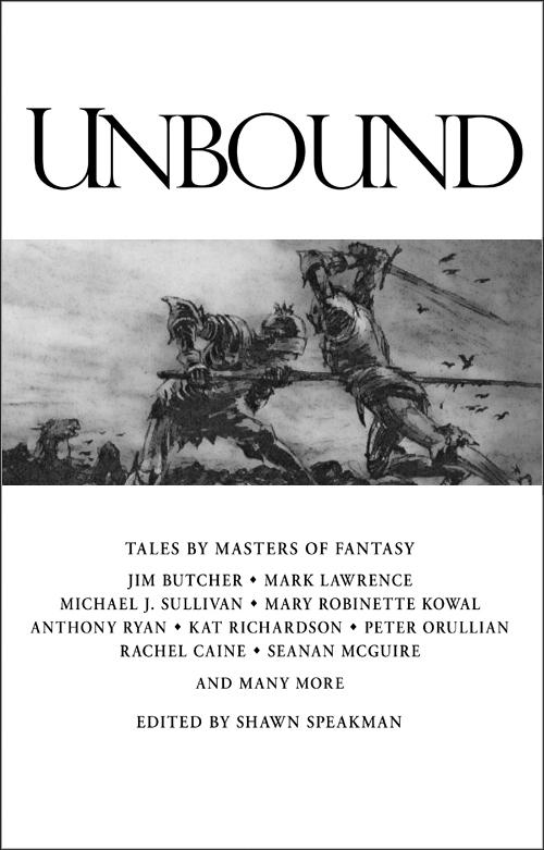 Unbound edited by Shawn Speakman