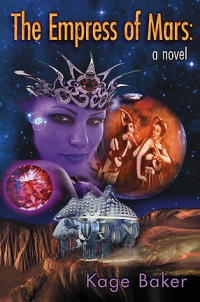 The Empress of Mars cover