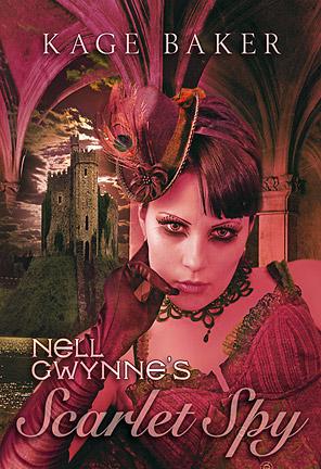 Nell Gwynne's Scarlet Spy cover