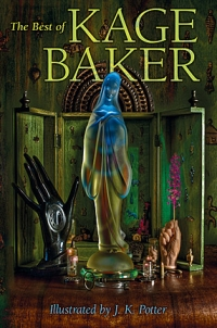 The Best of Kage Baker (eBook) cover