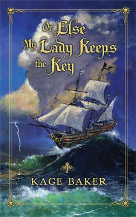 Or Else My Lady Keeps the Key cover