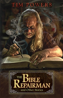 The Bible Repairman and Other Stories cover