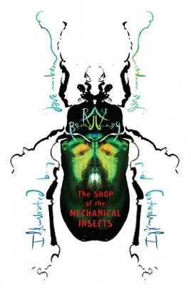 The Shop of the Mechanical Insects cover