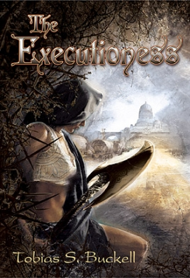 The Executioness cover
