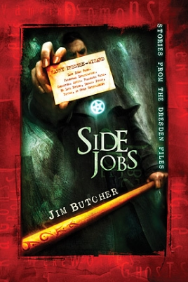 Side Jobs: Stories from the Dresden Files cover