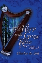 The Harp of the Grey Rose cover