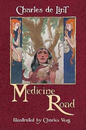 Medicine Road #1 cover