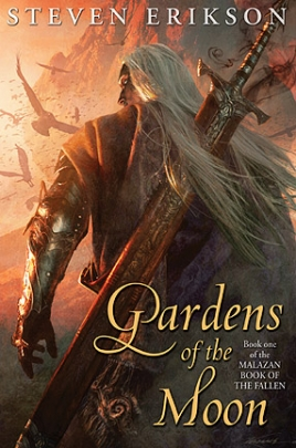 Gardens of the Moon cover