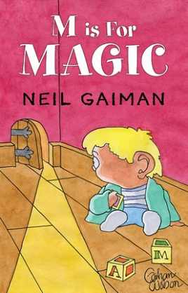 M is for Magic cover