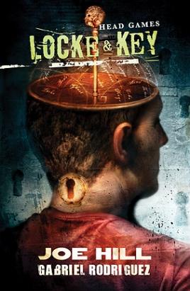 Locke & Key: Head Games cover