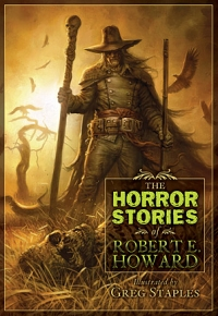 The Horror Stories of Robert E. Howard cover